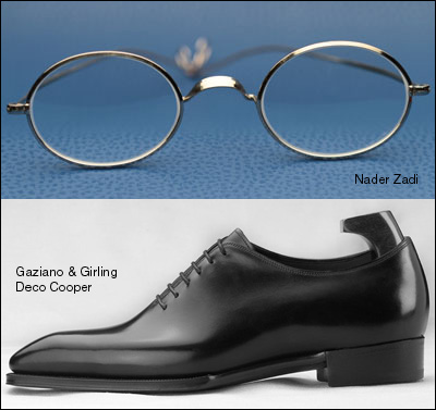 Gaziano & Girling Deco Cooper and Nader Zadi Customeyes
