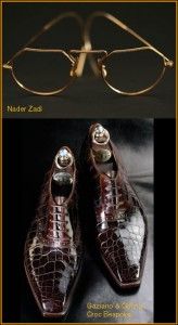 Gazian & Girling Croc Bespoke and Nader Zadi Customeyes