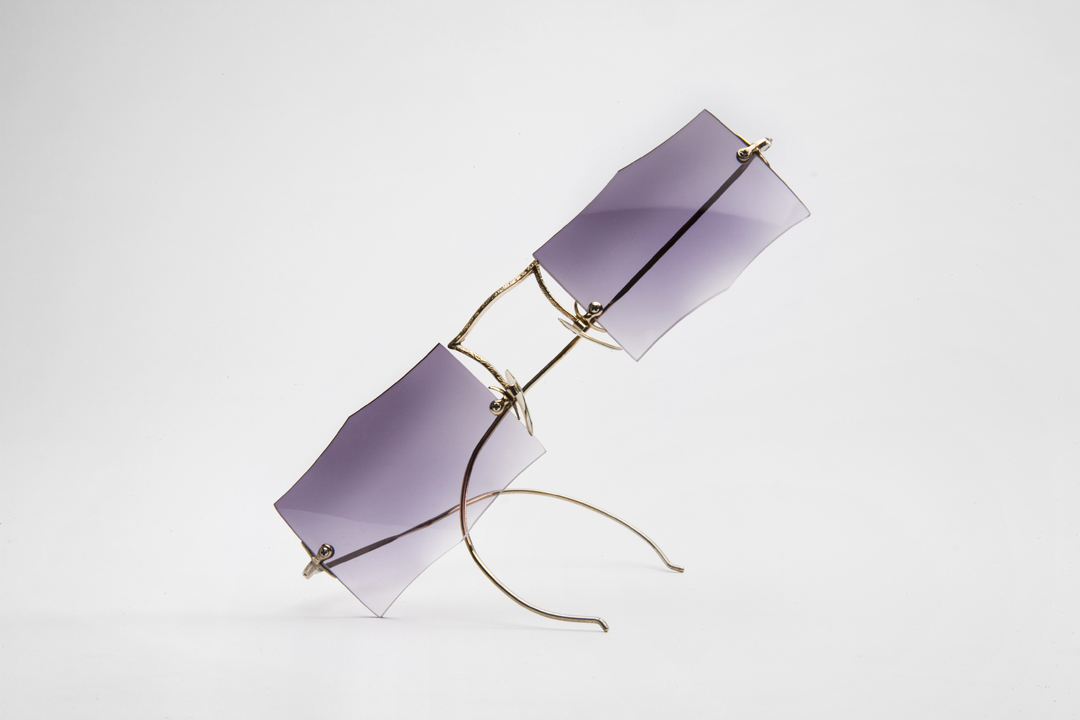 Lunar Inspired Sunglasses – Once in a blue moon