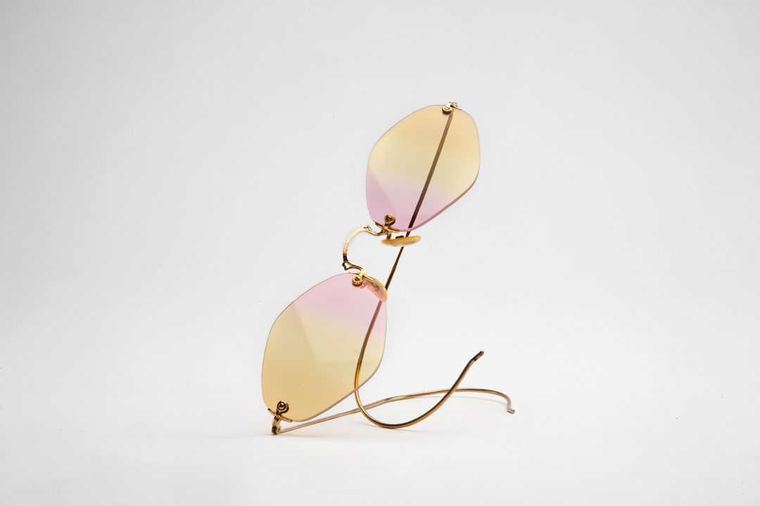Ametrine Sunglasses – United Colors of a Gemstone