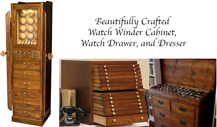 walk-in closet - watch winder_drawer