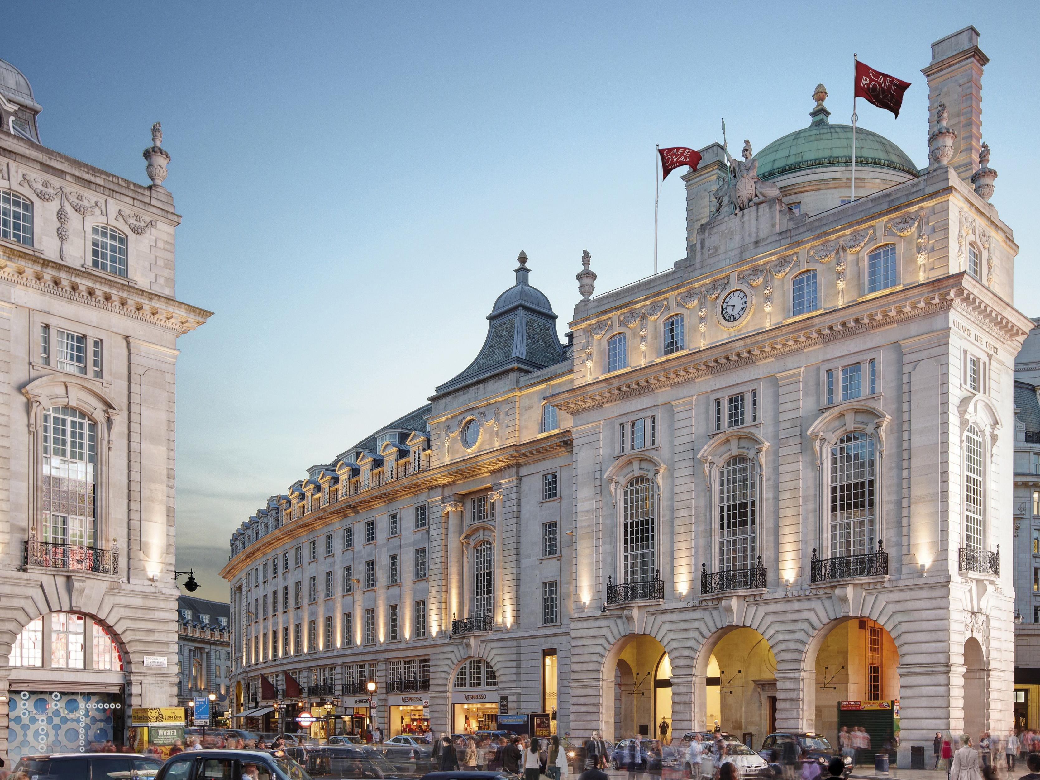 Destination: London, England I