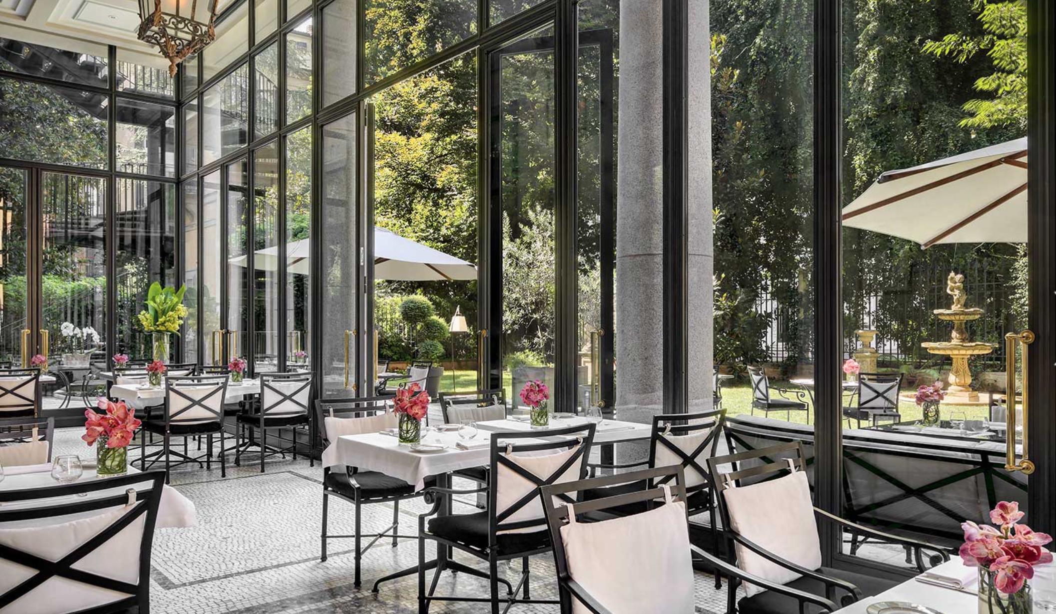 Destination: Milan, Italy