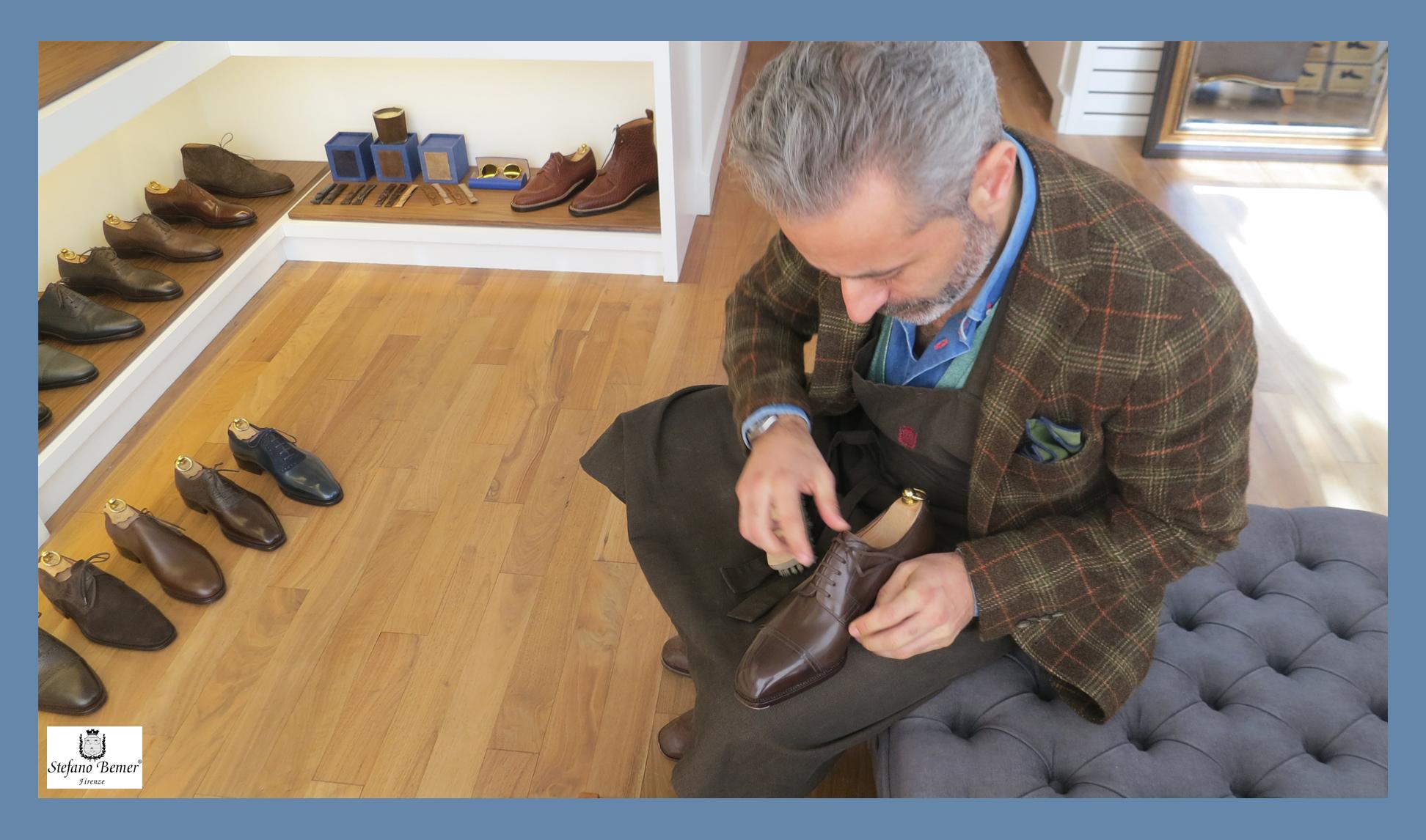 Stefano Bemer – Fine Italian Shoes