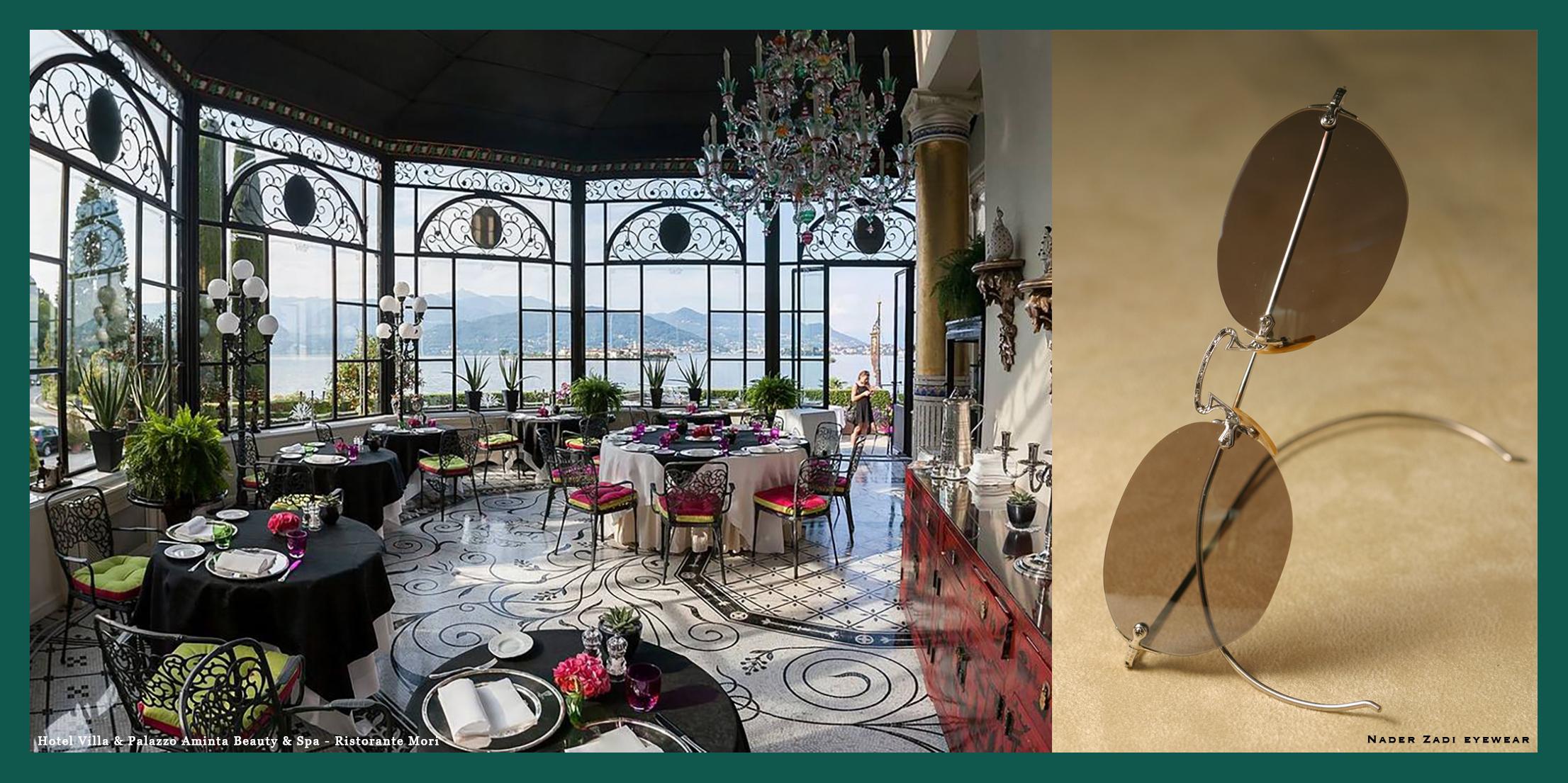 Destination: Stresa, Lake Maggiore, Italy – I